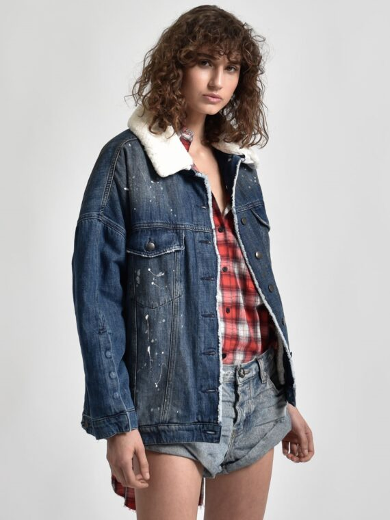 Mequieres Retro Jacket
