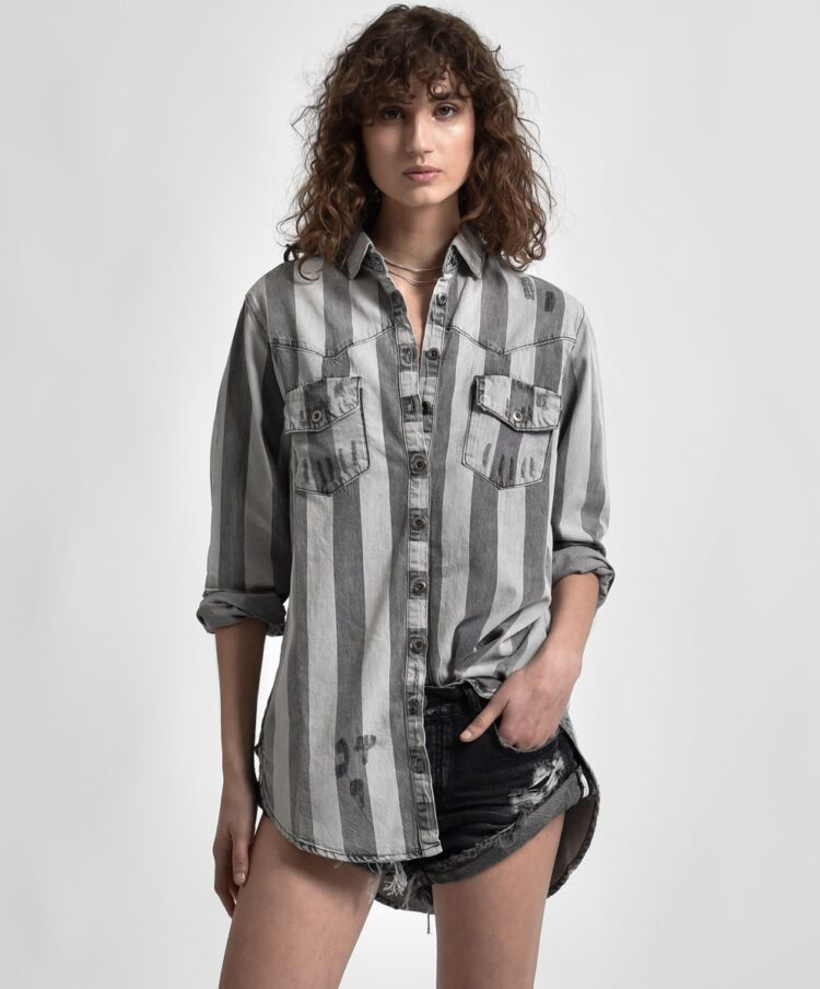 Mequieres Vintage Shirt