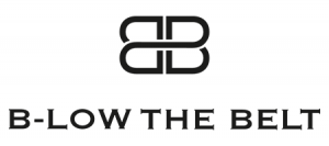 Logo B-Low the Belt
