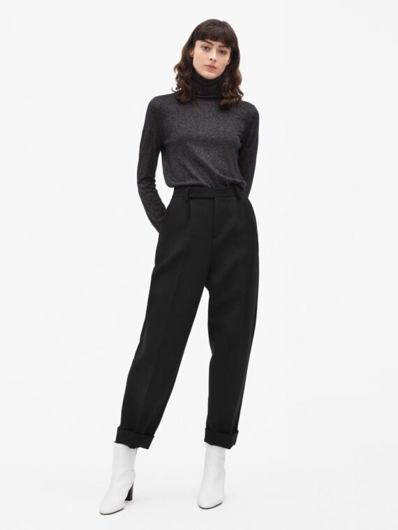Mequieres - Julie Trousers Black