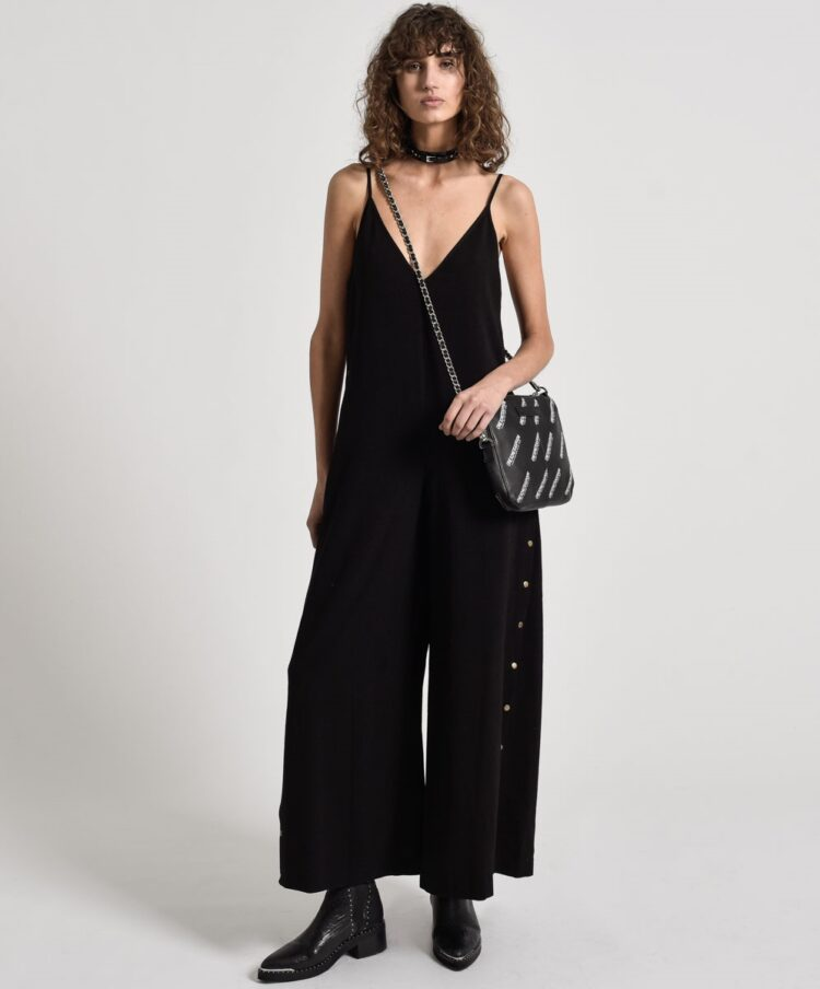 Mequieres Rosaline Studded Jumpsuit
