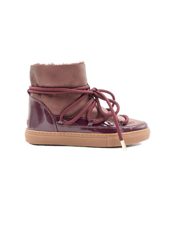 Mequieres Tarifa Sneaker Gloss Melanzana