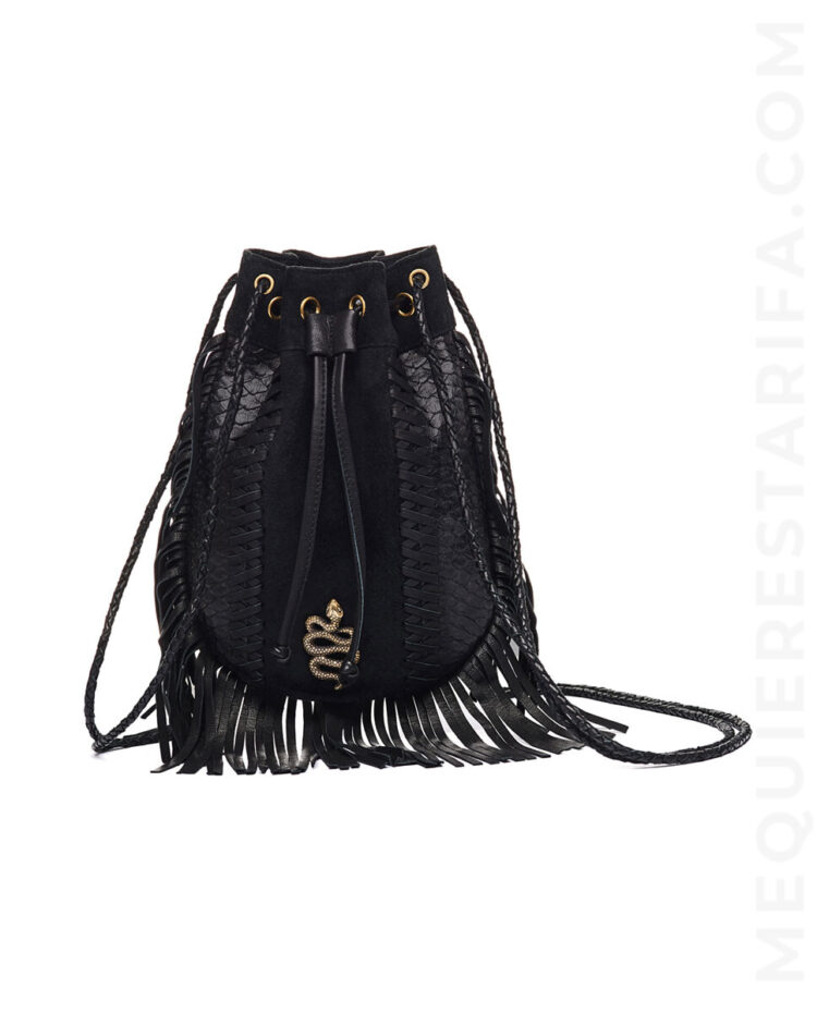mequieres_python_fringes_bag_cheyenne_black