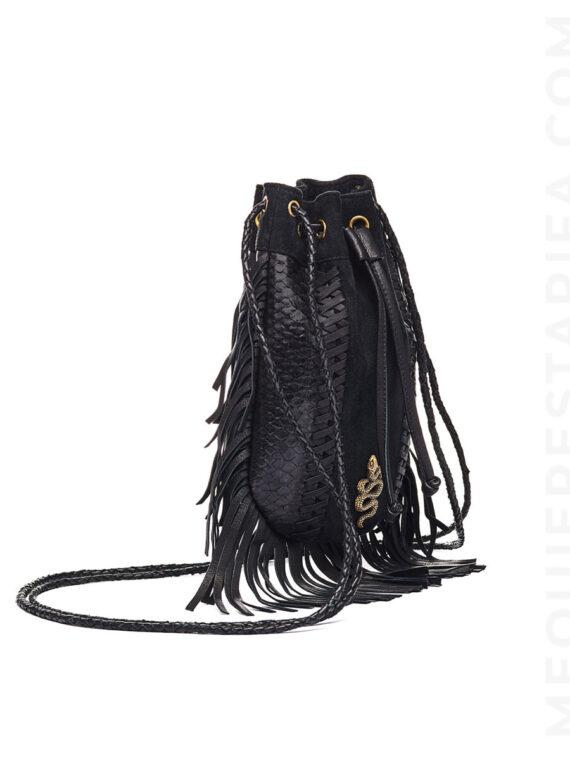 mequieres_python_fringes_bag_cheyenne_black