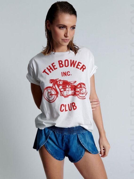 mequieres-bower-bike-club-organic-unisex-tee